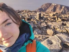 Sarah Buick was last seen in a selfie posted on the summit of Ben Nevis (Police Scotland/PA)