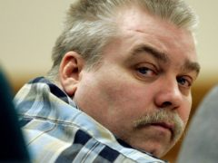Steven Avery at The Wisconsin Court of Appeals (Morry Gash, Pool/AP)