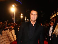 Paddy McGuinness is the new host of A Question Of Sport, the BBC has announced (Ian West/PA)