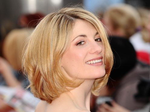 Jodie Whittaker at the 2011 National Movie Awards (Ian West/PA)