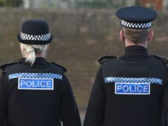 Police are appealing for information (David Cheskin/PA)