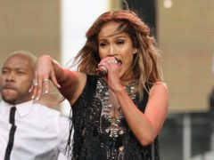 Jennifer Lopez has teased the music video of her latest single Cambia El Paso (Yui Mok/PA)