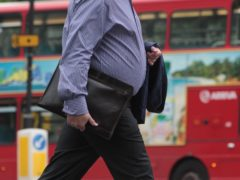 More body fat leads to increased risk of digestive system cancers, the study suggests (Andrew Gray/PA)