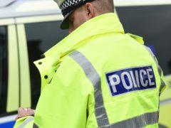 Police said the bomb had been detonated safely (Joe Giddens/PA)