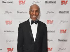 Danny John-Jules will feature in the Death In Paradise Christmas special (Hannah McKay/PA)