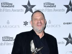 Disgraced Hollywood mogul Harvey Weinstein has been handed over for transport to California to face sexual assault charges, officials in New York said (Ian West/PA)