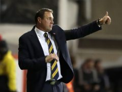 Ross County players have embraced Malky Mackay's methods (Andrew Milligan/PA)
