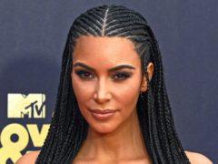 Kim Kardashian (Francis Specker/PA)