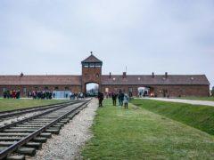 Judith Rosenberg was imprisoned at the Nazi concentration camp (Yakir Zur/PA)