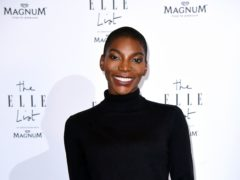 I May Destroy You creator Michaela Coel has reportedly joined the cast of superhero sequel Black Panther: Wakanda Forever (Ian West/PA)
