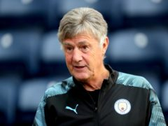 Brian Kidd has left Manchester City (Richard Sellers/PA)