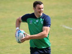 James Ryan will skipper Ireland this weekend (Adam Davy/PA)