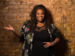 Alison Hammond told This Morning viewers about her dramatic tumble last Friday (David Parry/PA)