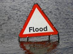 Deputy First Minister John Swinney warned of possible flooding (Chris Ison/PA)