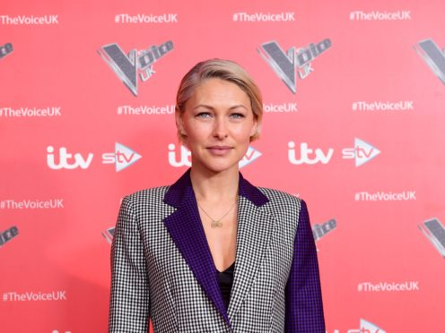 TV presenter Emma Willis said she would take part in Strictly Come Dancing 'in a heartbeat' (Ian West/PA)
