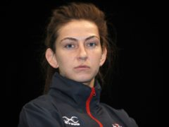 Great Britain's Karriss Artingstall took featherweight bronze in Tokyo after losing her semi-final (Adam Davy/PA Images)