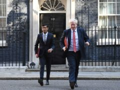 Chancellor Rishi Sunak has reportedly told the Prime Minister the UK's travel rules are harming the economy (Stefan Rousseau/PA)