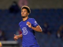 Brentford have signed Myles Peart-Harris from Chelsea (John Walton/PA)