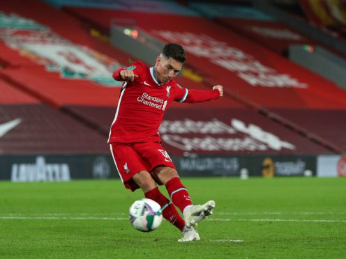 Harry Wilson is set to join Fulham, PA understands (Peter Byrne/PA)