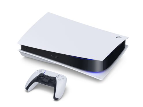Undated handout photo issued by Sony of their PlayStation 5 which goes on sale in the UK.