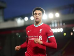 Liverpool's Trent Alexander-Arnold has signed a new four-year deal (Jon Super/PA)