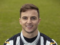 Eamonn Brophy is keen to get his St Mirren career up and running (Jeff Holmes/PA)