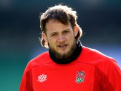 Jonny Hill will make his Lions debut on Saturday (David Rogers/PA)