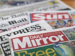 What the papers say – July 31 (PA)