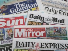 What the papers say – July 23 (PA)