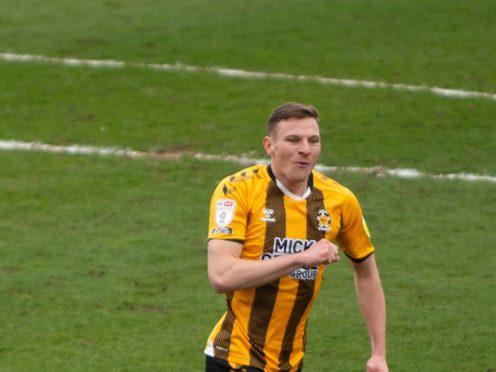 Paul Mullin has joined Wrexham on a three-year deal (Joe Giddens/PA)