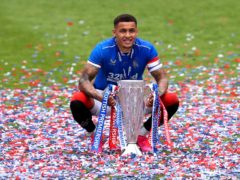 Rangers' James Tavernier keen to retain Premiership title (Andrew Milligan/PA)