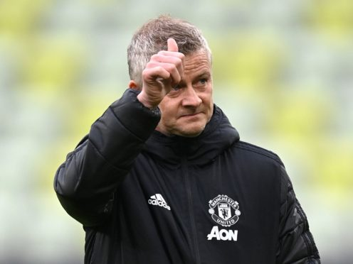 Ole Gunnar Solskjaer has committed his future to Manchester United (PA)