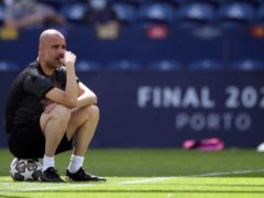 Pep Guardiola's Manchester City have had one of their pre-season friendlies cancelled (Nick Potts/PA)