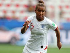 Nikita Parris has scored 14 goals in 52 England appearances (Richard Sellers/PA)