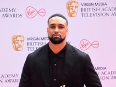 Dancer Ashley Banjo has condemned the racist abuse directed at England's black players (Ian West/PA)