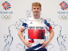 Jack Laugher will be out to claim a second Olympic diving gold (Martin Rickett/PA)