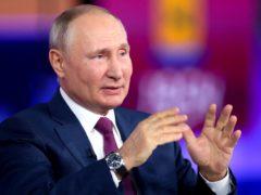 Russian President Vladimir Putin (Sergei Savostyanov, Sputnik, Kremlin Pool Photo via AP)