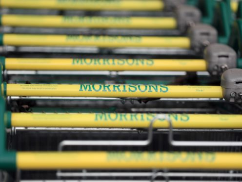 The consortium seeking to buy Morrisons for £6.3 billion has said it expects to clear competition regulations (Mike Egerton/PA)