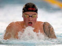 Adam Peaty will be counted on for 100m breaststroke gold in Tokyo (Jane Barlow/PA)