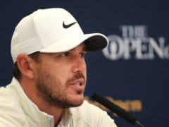 Brooks Koepka had plenty to say during his pre-tournament interview ahead of the 149th Open (Handout R&A/PA)