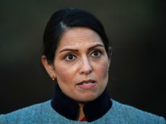 Home Secretary Priti Patel has decided the majority of police officers will not receive a pay rise this year (Aaron Chown/PA)