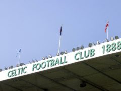 More fans will be allowed inside Celtic Park for visit of West Ham (Jeff Holmes/PA)