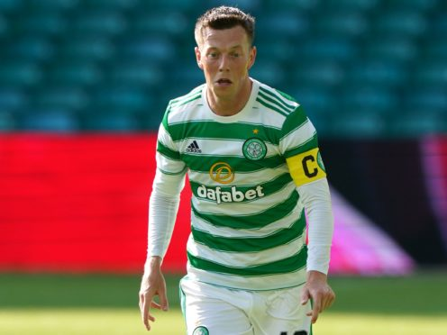 Celtic will be super-hungry this season says captain Callum McGregor (Andrew Milligan/PA)