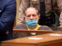 Harvey Weinstein has pleaded not guilty to charges of sexual assault in Los Angeles (KABC/Pool Photo via AP)
