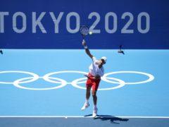 Novak Djokovic has hit top form in Tokyo (Mike Egerton/PA)