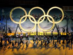 The Tokyo 2020 Olympics have been declared open (Mike Egerton/PA)