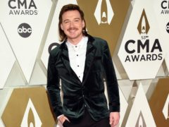 Country music star Morgan Wallen said his use of a racist slur was 'playful' but he now knows it was wrong (Evan Agostini/Invision/AP, File)