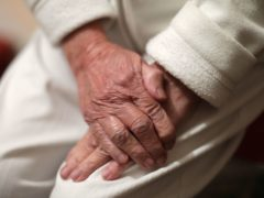 The findings were presented at the 2021 Alzheimer's Association International Conference (Yui Mok/PA)