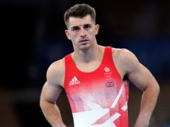 Max Whitlock safely negotiated pommel qualifying in Tokyo (Mike Egerton/PA)