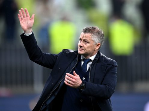Manchester United manager Ole Gunnar Solskjaer has signed a new contract (Rafal Oleksiewicz/PA)